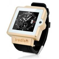 Best Gold-i6 2G/3G Smart watch phone Android 4.0 peration system wholesale