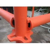 Best Cuplock Scaffolding in different surface treatment wholesale