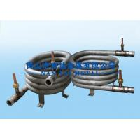 China Titanium threaded coaxial tube heat exchanger on sale