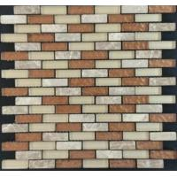 Best Blue and white ceramic mosaic tiles wholesale