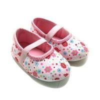 China Recent hot sell baby girls shoes with flower-BHGB0003 on sale
