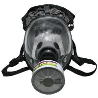 Best Black Single Filter Gas Mask wholesale