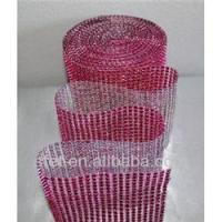 Best Beautiful Decoration Rhinestone Wrap Roll for Table Decoration wholesale