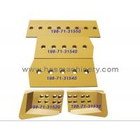Best D475 bulldozer cutting edge and end bit wholesale