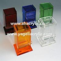 Best acrylic toothpick dispenser wholesale