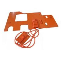 Best Custom Silicone Rubber Hot Pad 12V Manufacturer wholesale