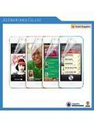 For iPod Touch 5 High Transpatent 3 Layers A Grade South Korea PET Clear Screen Film
