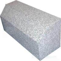 Quality G341 grey granite curbstone ,paving stone wholesale