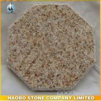 Best Yellow Granite Octagon Paving Stone wholesale
