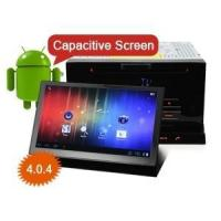 China 2 Din Android 4.0 Car PAD+DVD 8835A 7 Capacitive screen wiFi+3G on sale