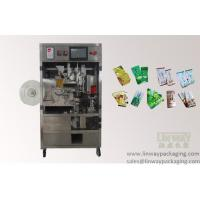 Quality LW-YD485 Inner+Outer Vacuum Teabag Machine wholesale