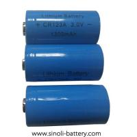 China Non Rechargeable Batteries CR123A Battery Disposable Batteries on sale