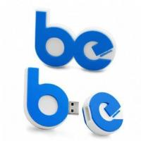 Best USB Flash Drive Custom Logo in Letters Shape from China Supplier wholesale