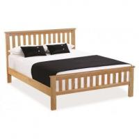 Beds Newlyn Oak 5' Bedframe