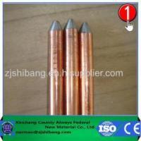 Best Copper Clad Steel Earth Rod Products System Earthing And Equipment Earthing House Earth Rod wholesale