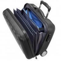 Best American Tourister Prismo Rolling Tote Charcoal wholesale