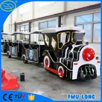Best Customized cartoon model carnival tourist train for sale wholesale