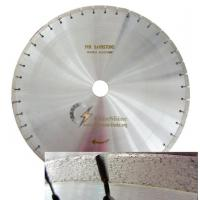 Buy cheap Sandstone Diamond Saw Blades from wholesalers