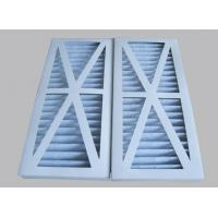 Best Pleated Panel Filter wholesale