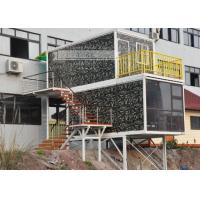 Best Container Camping House with Two Floors wholesale