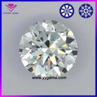 Best AAAAA Loose Clear CZ Stones Synthetic Good Quality Charming Cubic Zirconia Gemstone wholesale
