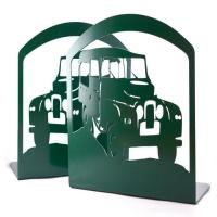 Best Land Rover Design Metal Bookends wholesale