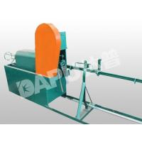 Buy cheap Twisted Square Bar Straightening And Cutting Machine from wholesalers