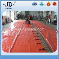 Buy cheap PVC Coated Tarpaulin For Open Top Container from wholesalers
