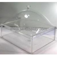 Best Custom acrylic storage box food box acrylic box FD-074 wholesale