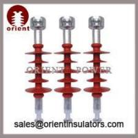 China Polymer suspension insulators on sale