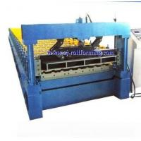Best LSYX 16.5-135-1100 Steel tile forming machine wholesale