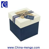 Best Custom Made Paper Gift Set Classic Box With Your Design wholesale