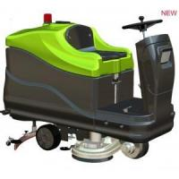 Best dual-brush ride-on scrubber dryer wholesale