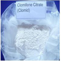 China Clomifene citrate on sale