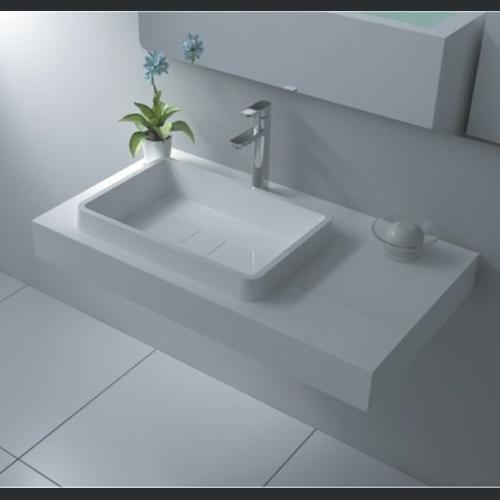 Solid Surface Bathroom Sink: Details Of Solid Surface Bathroom Sink Wall Mount Solid