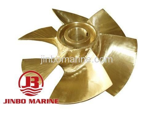 Cheap Water jet propulsion six-blade propeller for sale