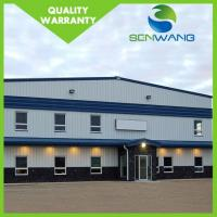 Prefabricated Heavy Steel Structure Hotel Building