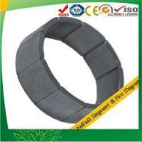 China Nickel-Copper-Nickel Coating NdFeB Magnet for DC Motor on sale