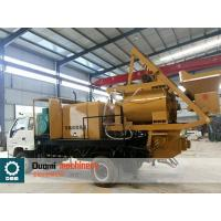 Best DMBT40 Series Truck mounted mixing pump wholesale