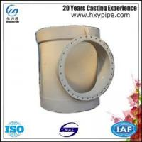 Best ISO2531 Double-Socket Tee Flanged Branch wholesale