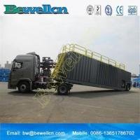 Best 77m3frac tank with wheel for use in the oil industry wholesale