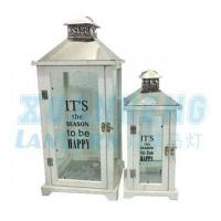 Best wood lanterns for candles wholesale