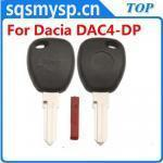 Best B195 For Chip key shell Blank DACIA DAC4-DP Wholesale wholesale