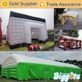 Giant Inflatable Water Park Beach Water Slide Inflatable Games For Adults