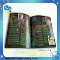 China High quality magazine printing design /magazine paper printing on sale