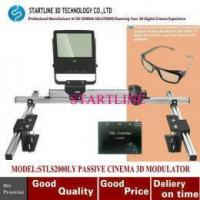 Best 3D Modulator for Polarized Cinema Which Used Imported Polarized Filter wholesale