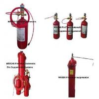 Best Fire Tracer Automatic FIRE SUPPRESSION SYSTEM wholesale