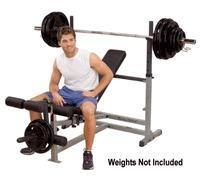 Best Body Solid Power Center Combo Bench wholesale