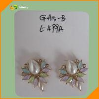 ER16-001/POST,PEARL,COLORED ACRYLIC BEADS Hardware products