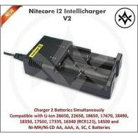 Best Nitecore Intellicharger I2 V2 Multifunctional Smart Battery Charger with Cable wholesale